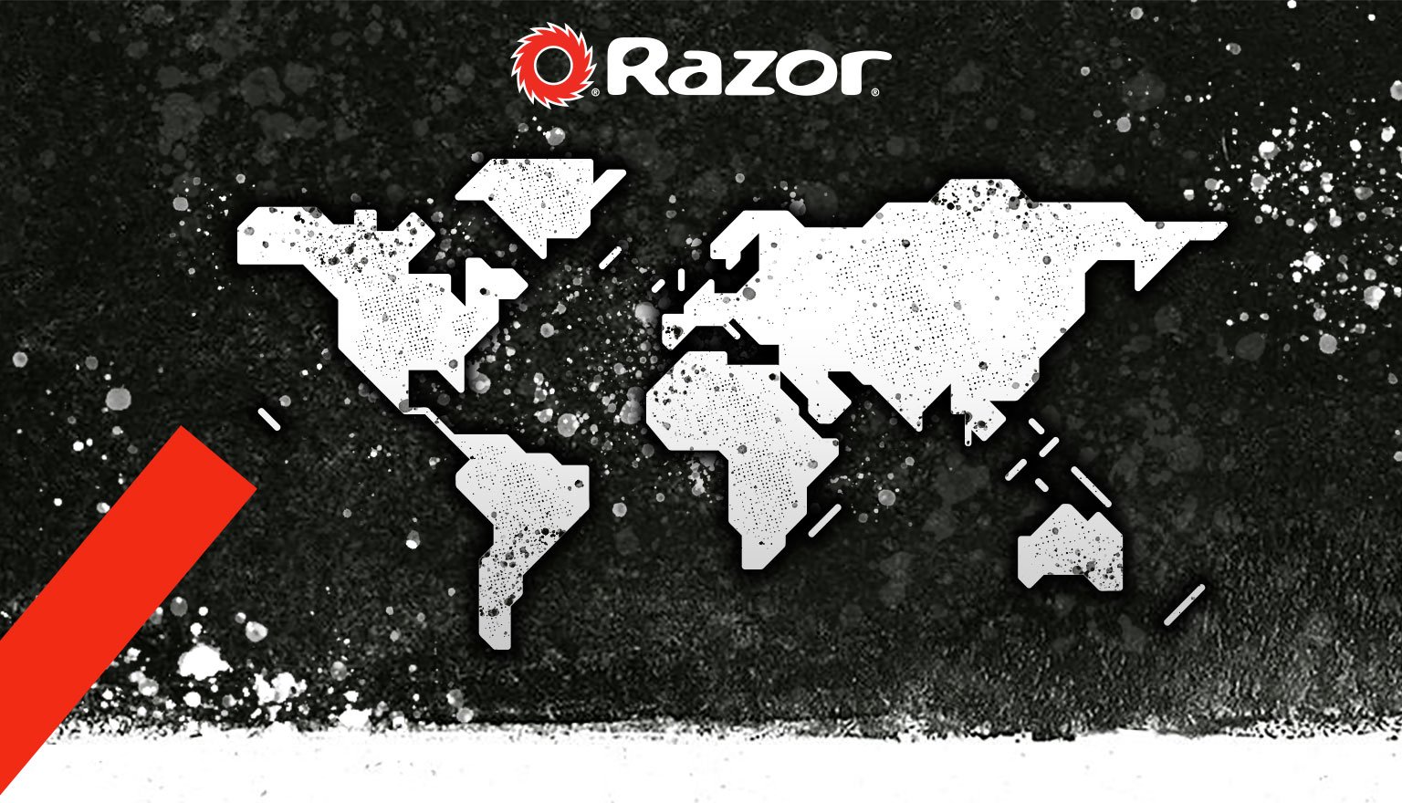Razor Global: Choose your country or region