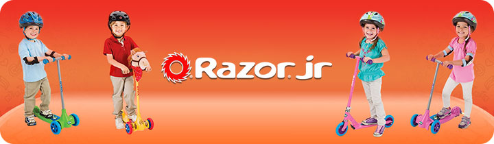Razor Jr. News & Blog