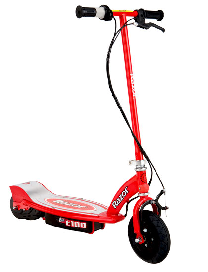 E100 Electric Scooters Kid Sized