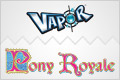Razor History: Razor launches new brands Vapor™ and Pony Royale™