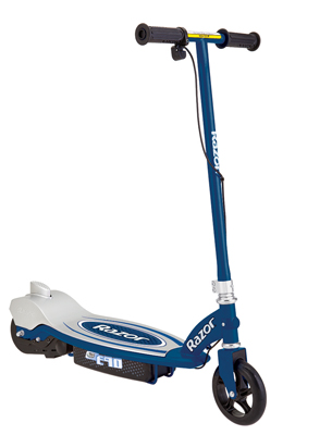 Razor E90 Blue Electric Scooter