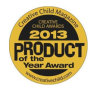 Razor Awarded 2013 Creative Child Magazine Product Of The Year Award