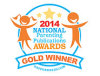 Razor Awarded 2014 National Parenting Gold Winner Award