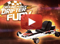 Meet the New Razor Ground Force Drifter Fury