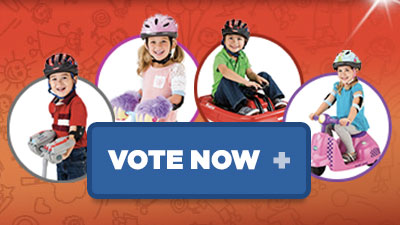 What's Your Lil' Rider's Ride Style? Vote Now!