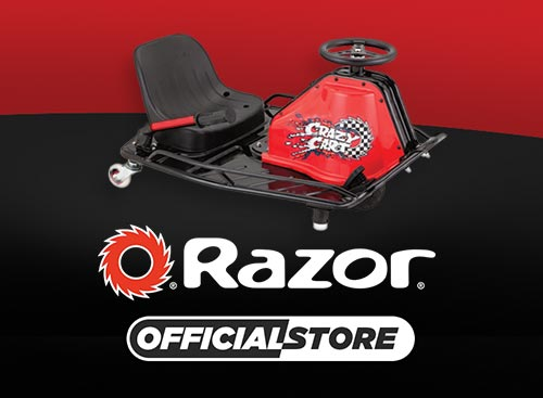 Shop Razor Crazy Cart