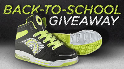 Enter to Win in the Razor Back-to-School Giveaway