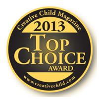 Razor Awarded 2013 Creative Child Magazine Top Choice Award