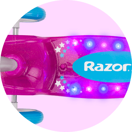 Razor Jr. Lil' Pop Feature