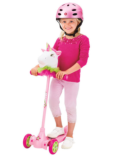 Razor Jr. Unicorn Cuties Scooter & Hobbie Horse