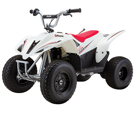 Razor Dirt Quad 500 Dirt Rides The Electric ATV