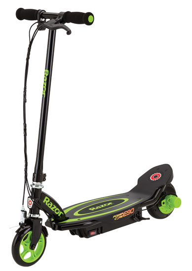 Razor Power Core™ E90™ Electric Scooter - Green