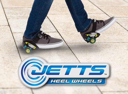 Jetts — Wheels for Your Heels