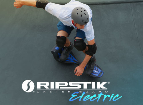 RipStik Electric — Electric Evolved