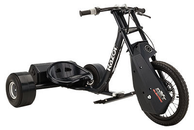 Razor DXT™ Electric Drift Trike