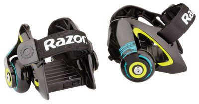 Razor Jetts™ Heel Wheels — You Are Clear for Takeoff!