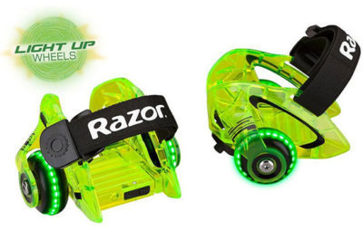 Razor Jetts™ DLX Lightup Heel Wheels