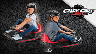 Razor Blog: Introducing the Crazy Cart Shift for Kids Ages 8+