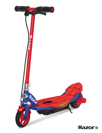 Razor Spider-Man Power Core™ E90™ Electric Scooter