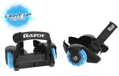 Razor Jetts Mini Light-up LED Heel Wheels